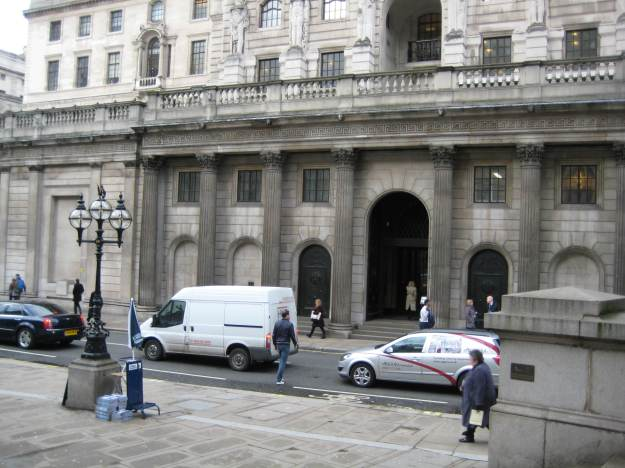 The Bank of England: Condescension Central