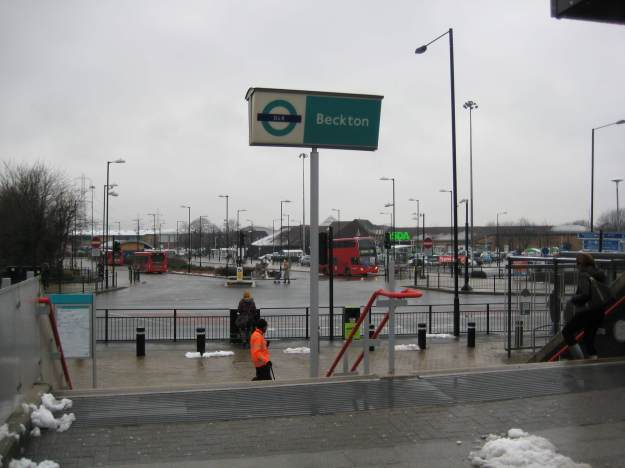 Beckton: one photo is worth a thousand words.