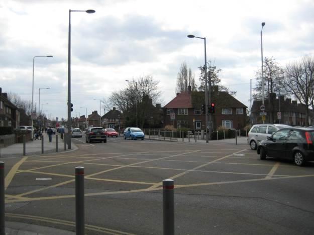 Dagenham Heathway housing