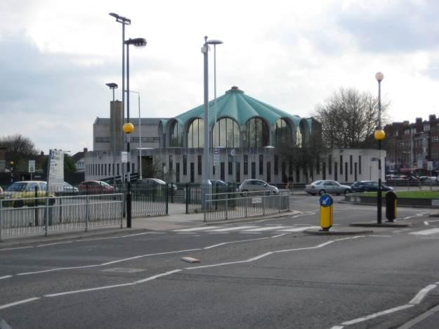 Dalek Headquarters.