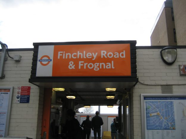 Finchley Road & Frognal: no expense spared here.