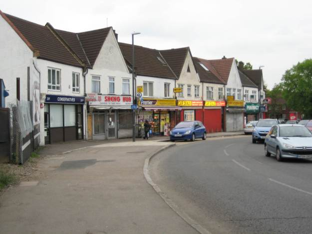 Headstone Lane - is this the worst shopping parade in London?