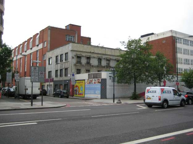 Holloway Road: another development opportunity.