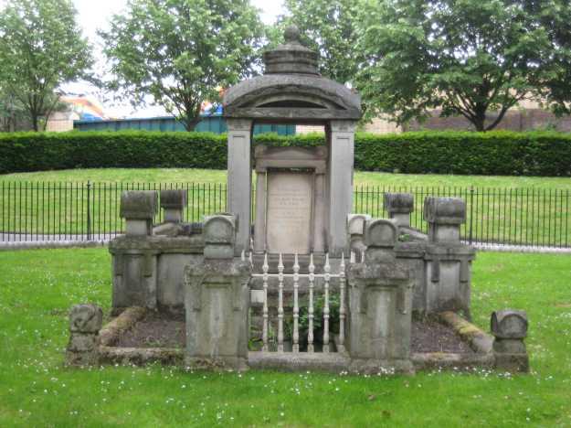 Sir John Soanes' tomb, St Pancras Garden.