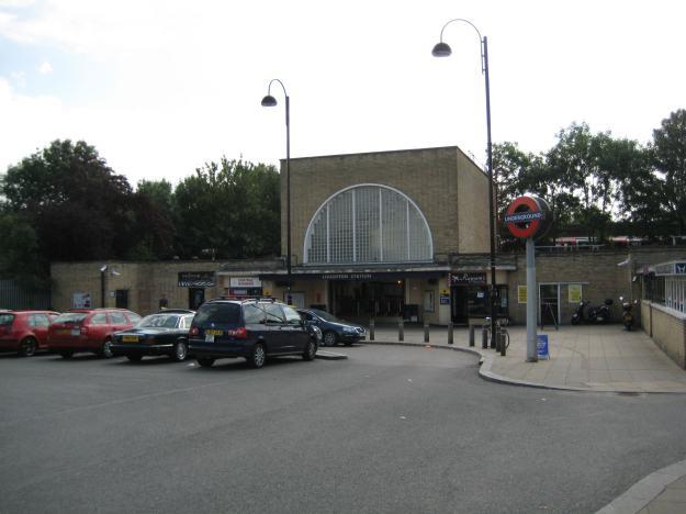 Loughton Station.