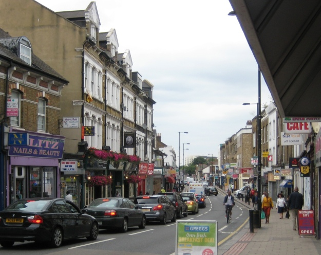 Norwood High Street - the poor person's Peckham?