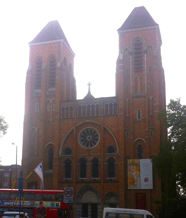 St. Ignatius - we have lift-off!