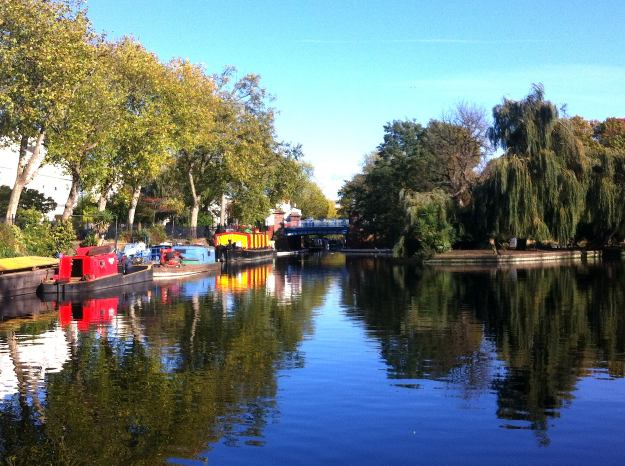 Little Venice - still delightful after all these years.